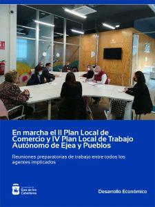 Los nuevos planes locales de comercio y trabajo autónomo de Ejea dan sus primeros pasos