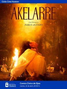 """Comienza el Cine Keaton 2021: El ciclo """"Akelarre"""", la película más galardonada de los premios Goya"""