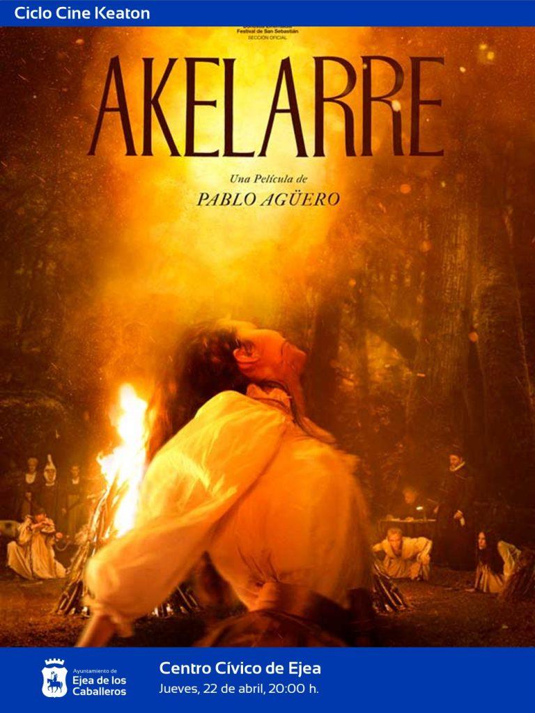 Cine Keaton: Akelarre