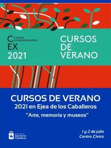 """Apertura de plazo de matrícula para el curso de verano de la Universidad de Zaragoza en Ejea: """"Arte, Memoria y Museos"""""""