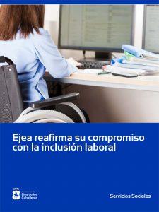Ejea reafirma su compromiso con la inclusión laboral de las personas con discapacidad