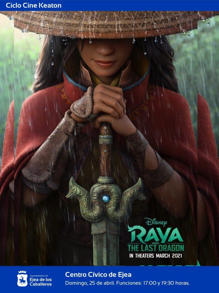 Cine Comercial: Raya