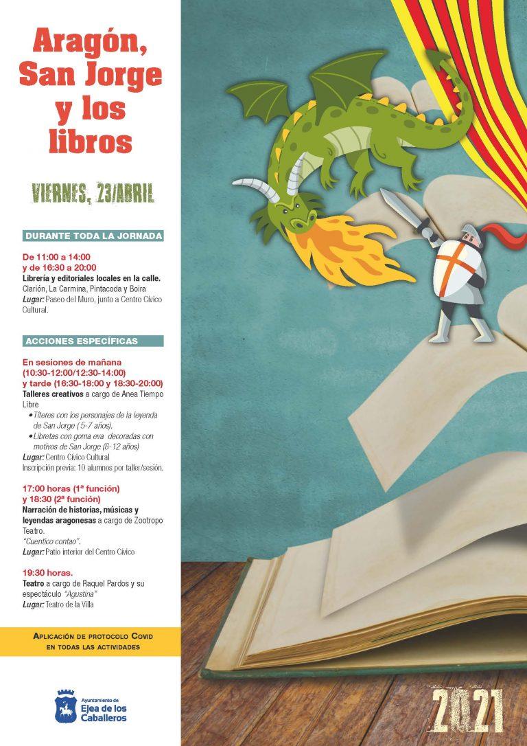 San Jorge y el Día del Libro