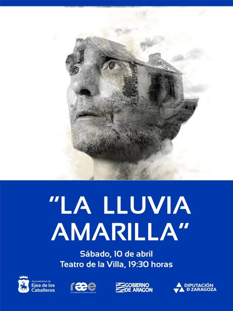 """La compañía Corral de García representará """"La lluvia amarilla"""", espectáculo sobre la España vacía inspirado en la novela de Julio Llamazares"""