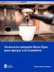 Arranca la campaña Bono Ejea para apoyar a la hostelería de Ejea de los Caballeros