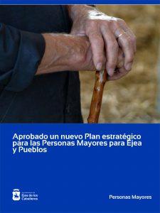 El Ayuntamiento de Ejea aprueba un plan de personas mayores para mejorar su calidad de vida, su bienestar y su plena integración