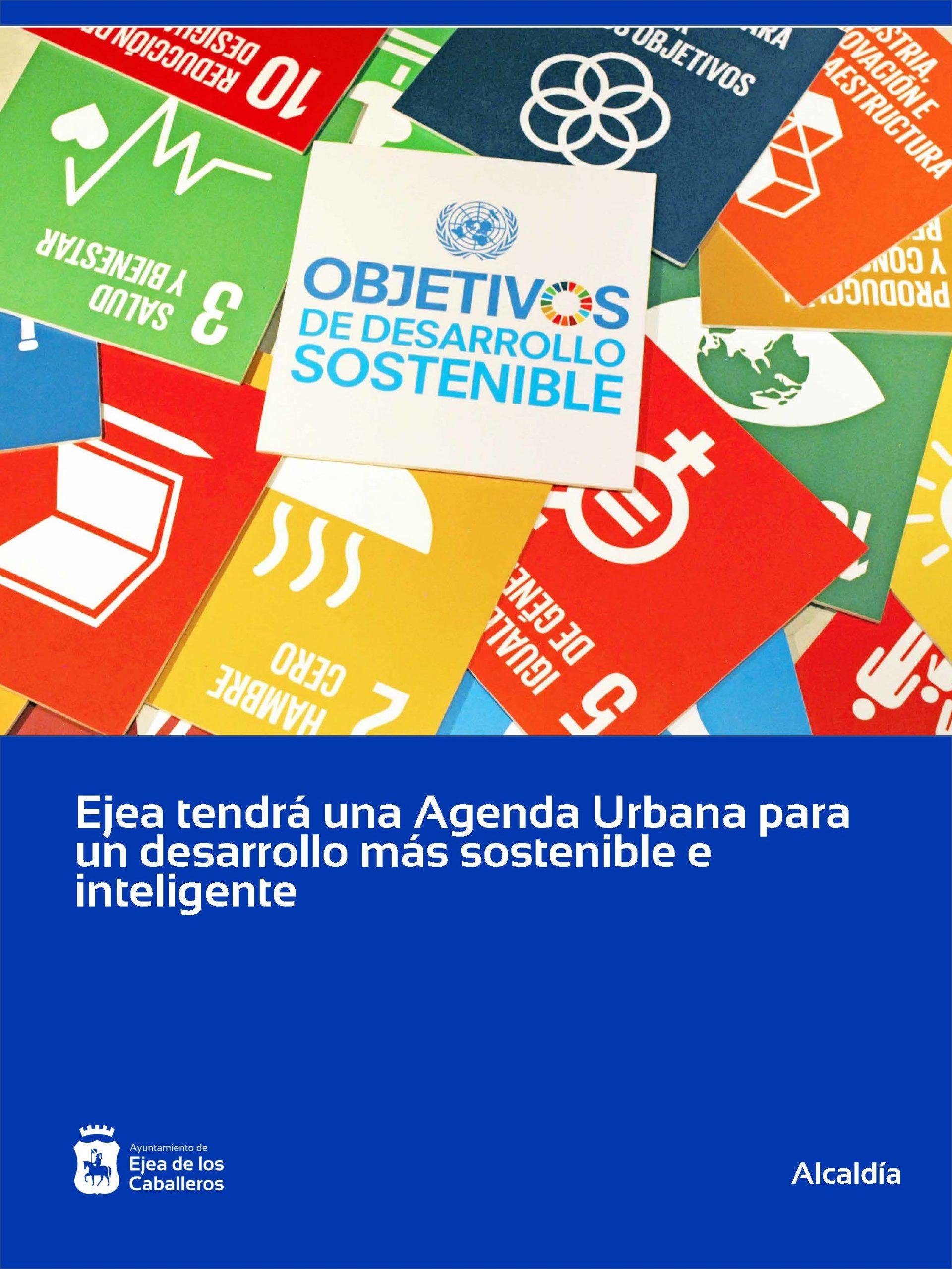 Ejea de los Caballeros tendrá Agenda Urbana para un desarrollo más inteligente y más sostenible