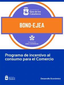 Programa de incentivo al consumo para el Comercio de Ejea y sus Pueblos