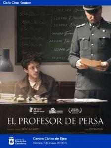 """El Ciclo Keaton propone """"El profesor de persa"""", una película en la que la inventiva y la fabulación se convierten en instrumentos de supervivencia"""