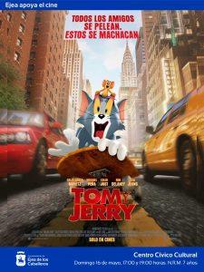 """Ejea apoya en cine: Cita con """"Tom y Jerry"""", nueva versión del gato y el ratón más populares de la historia de la animación"""