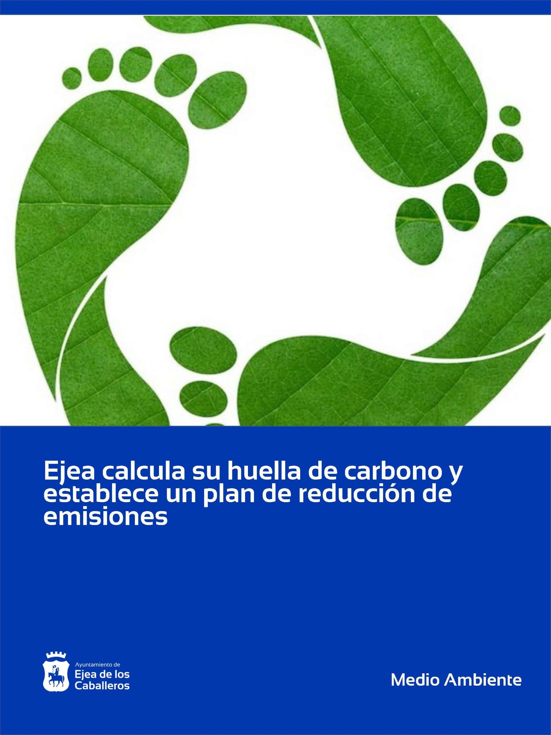 El Ayuntamiento de Ejea de los Caballeros calcula su huella de carbono y establece un plan de reducción de emisiones