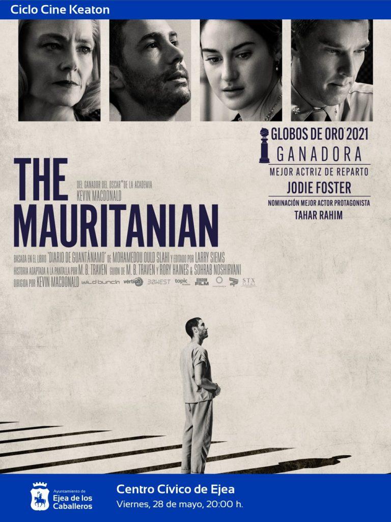 Cine Keaton «The Mauritanian»