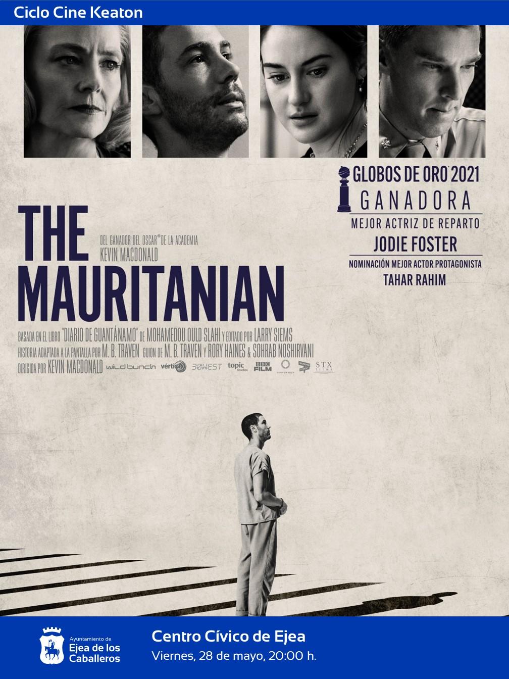 """El ciclo Keaton propone """"The Mauritanian"""", cine político basado en hechos reales y en la denuncia de Guantánamo"""