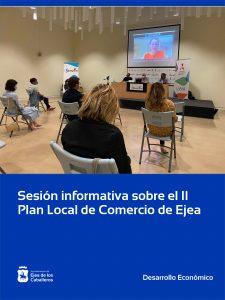 Arranca el proceso participativo del II Plan Local de Comercio de Ejea con una sesión informativa