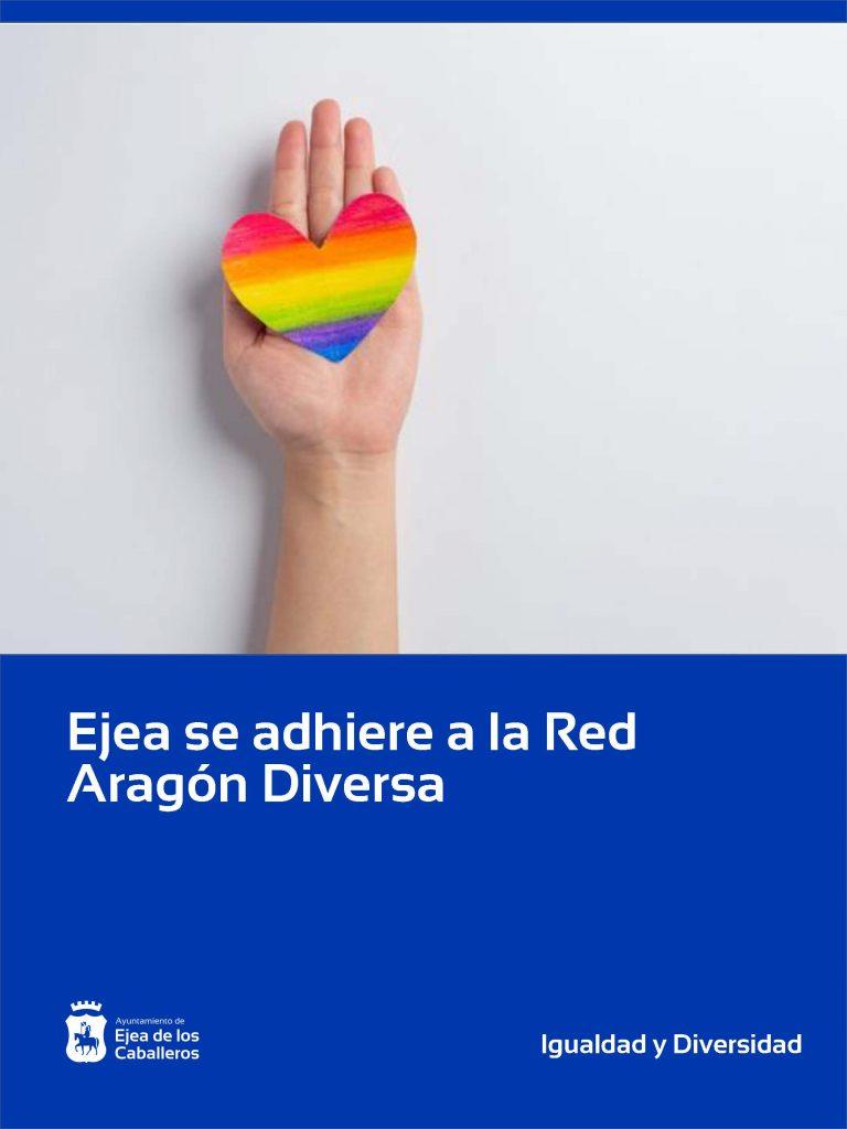 El Ayuntamiento de Ejea se adhiere a la Red Aragón Diversa