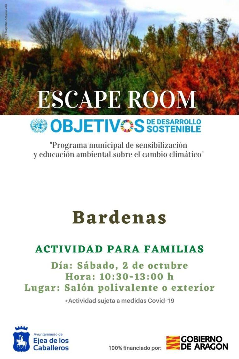 Escape Room Bardenas