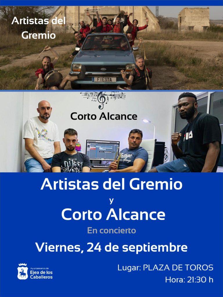 """Artistas del Gremio y Corto Alcance cierran la programación musical del """"Sigamos Aplaudiendo"""""""