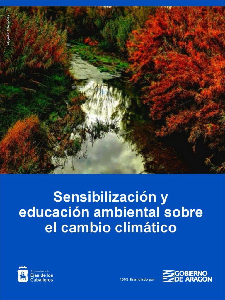 El Ayuntamiento de Ejea lanza su programa de sensibilización y educación ambiental sobre el cambio climático