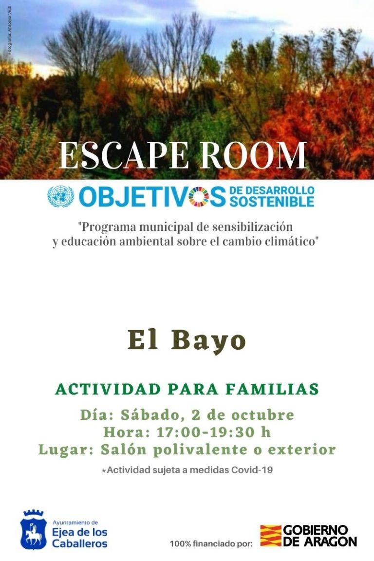 Escape room El Bayo