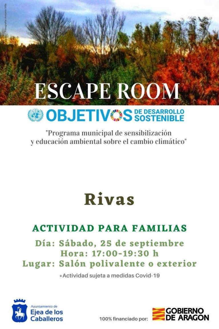 Escape room Rivas