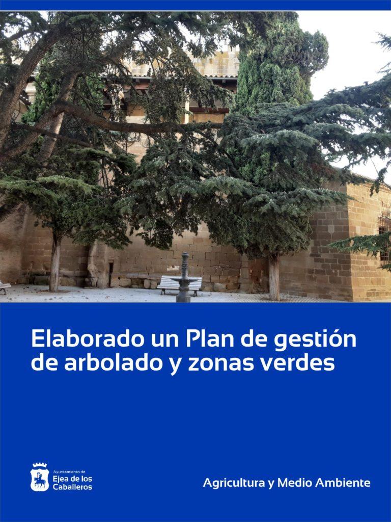 Lee más sobre el artículo Elaborado un Plan de gestión de arbolado y zonas verdes para Ejea y sus Pueblos