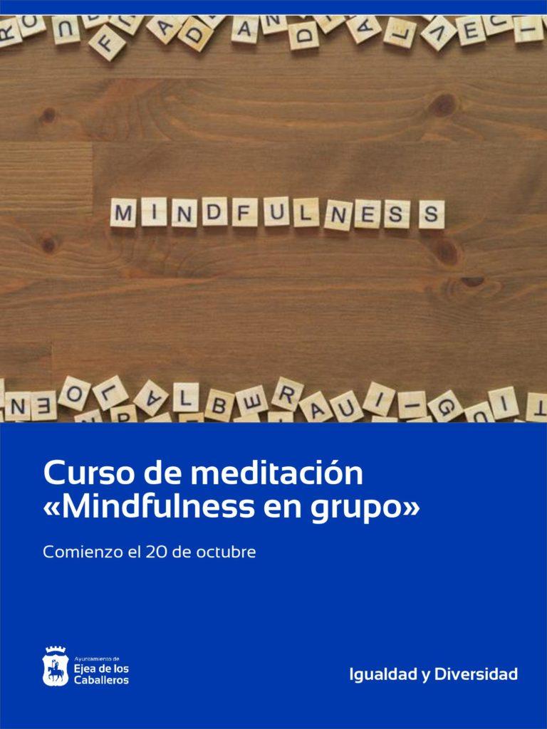 Lee más sobre el artículo Cursos de meditación «Mindfulness en grupo» dentro del programa «Somos Saludables 2021»