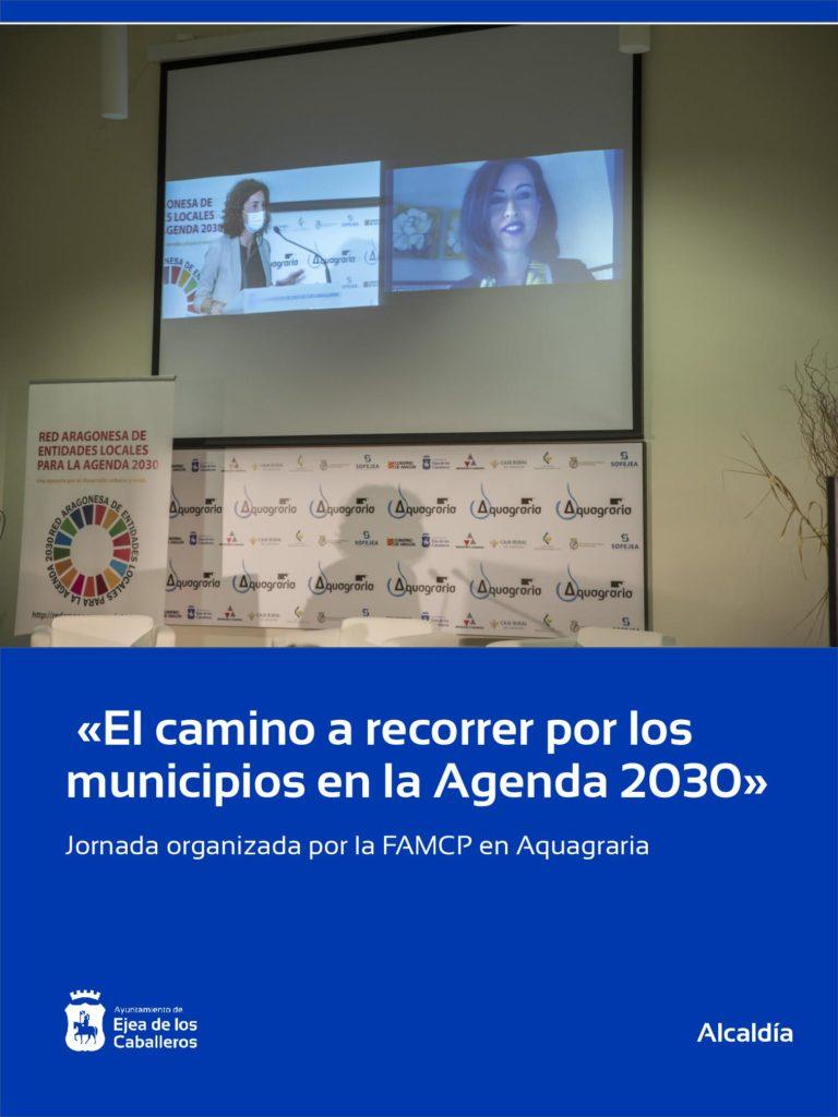 Lee más sobre el artículo «El camino a recorrer por los municipios en la Agenda 2030», a debate en Ejea